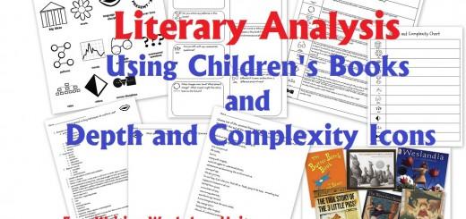 LiteraryAnalysis-UsingChildrensBooks-Depth-and-Complexity-Icons