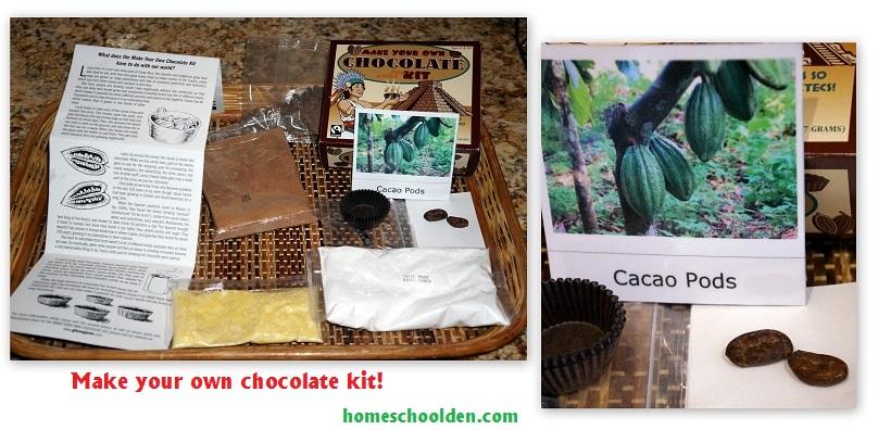 Make Your Own Chocolate Kit Homeschool Den