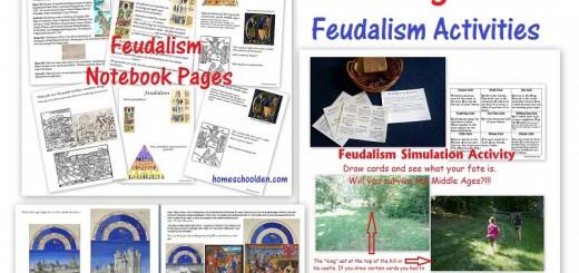 Feudalism Worksheets