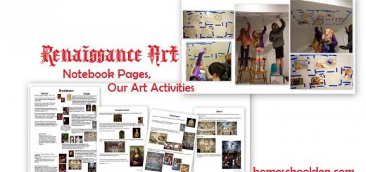 Renaissance-Art-Worksheets-Art-Activties