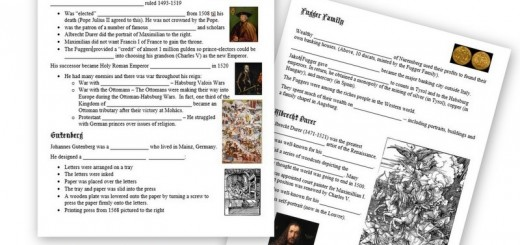 Renaissance-Worksheets-Holy-Roman-Empire