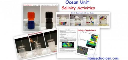 Ocean-Unit-Salinity-Activities