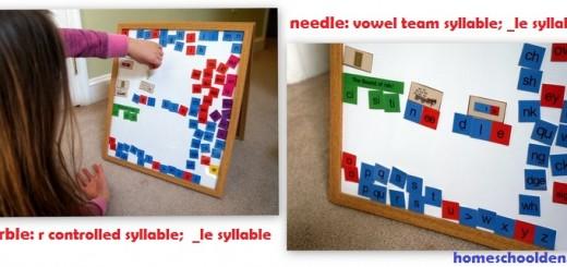 Spelling-Tiles
