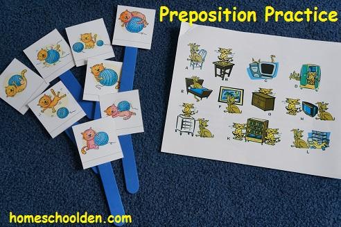 Preposition-Practice