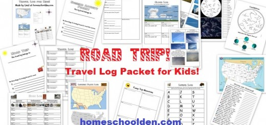 USA-Road-Trip-Travel-Log-Packet
