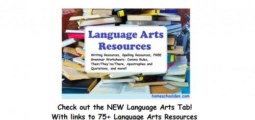 homeschool-language-arts-tab-resources