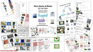 States of Matter Packet