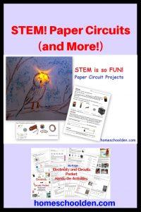 STEM! Paper Circuits (and More!)