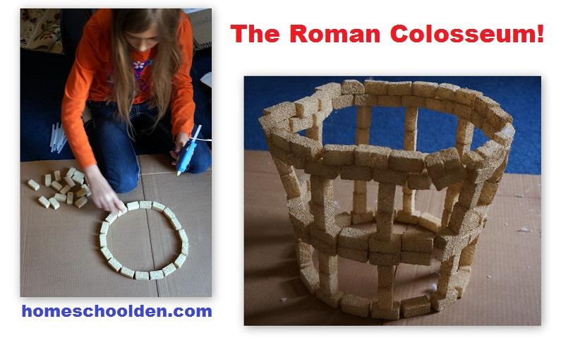 Roman Colosseum Project