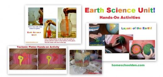 Earth Science Activities