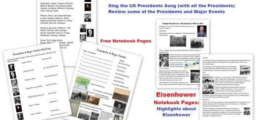 US Presidents Worksheets