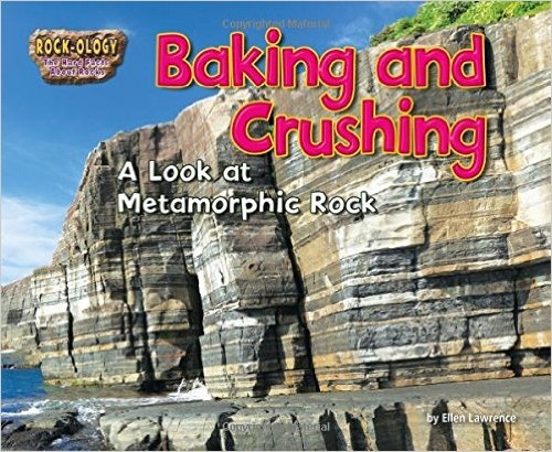 metamorphic rock book for kids