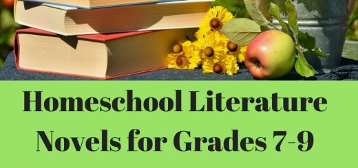 Reading List Grades 7 to 9