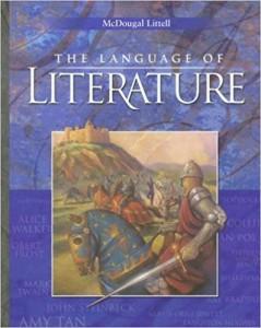 Literature Textbook Grade 10