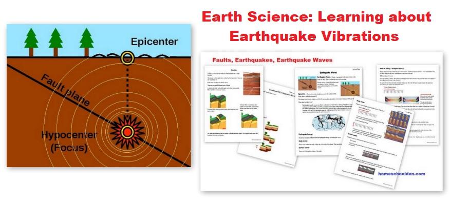 Earth Science - Earthquake Vibrations