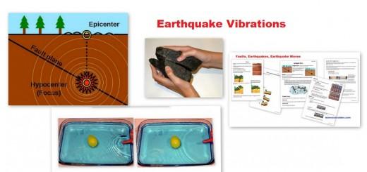 Earthquake Vibrations activities