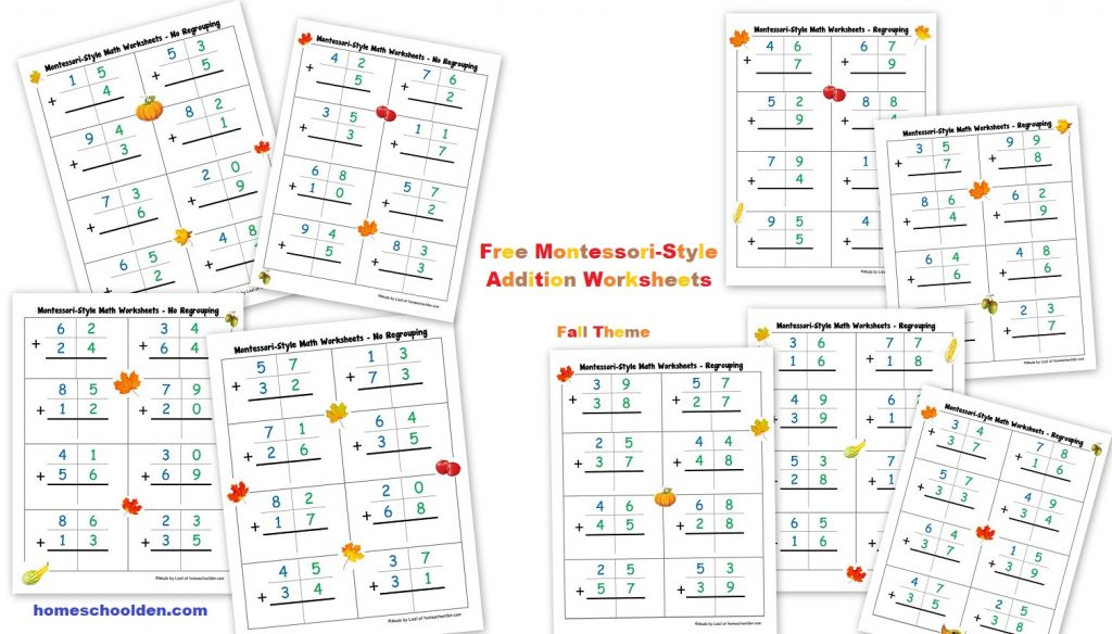 Workbooks Montessori English Worksheets Free Printable