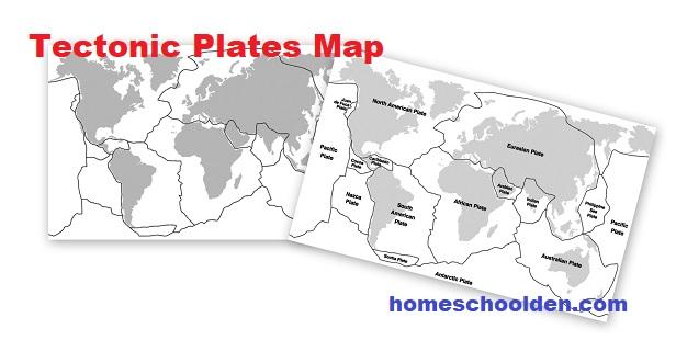 Tectonic-Plates-Map