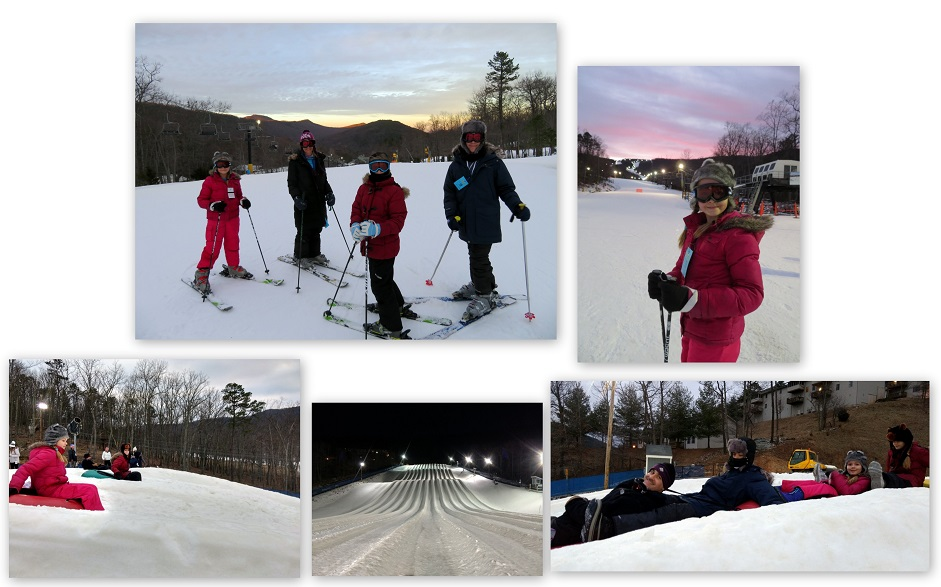 Skiing - 2018