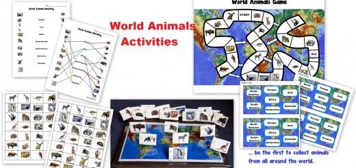World Animal Activities