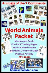 World Animals Unit