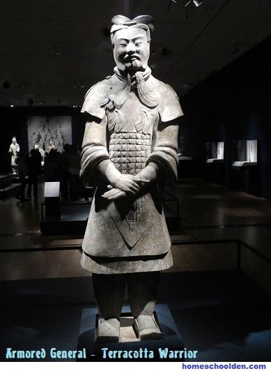 Armored General Terracotta Warrior