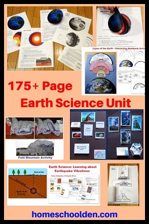 Earth Science Unit - Layers of the Earth Plate Tectonics Pangaea Faults Earthquakes Volcanoes