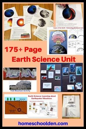 Earth Science Unit - Layers of the Earth Plate Tectonics Pangaea Faults Earthquakes Volcanoes