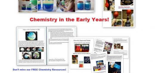 Chemistry in the Early Years
