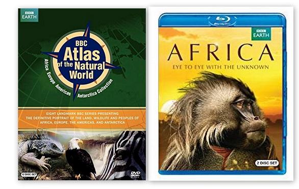 Africa BBC Documentaries