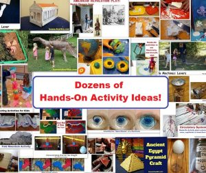 Dozens of Hands-On Activity Ideas