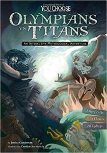 Olympians vs Titans - An Interactive Mythological Adventure