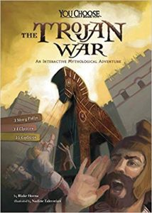 The Trojan War - You Choose