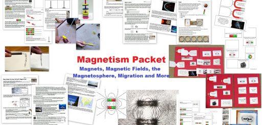 Magnetism Unit - Magnets Magnetic Fields Magnetosphere Migration