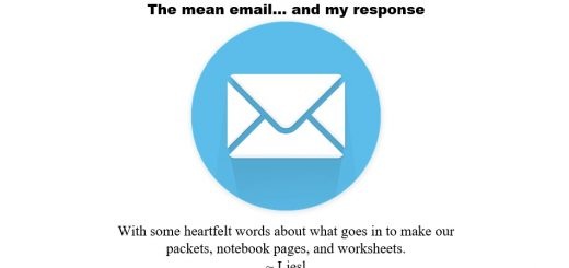 The mean email...