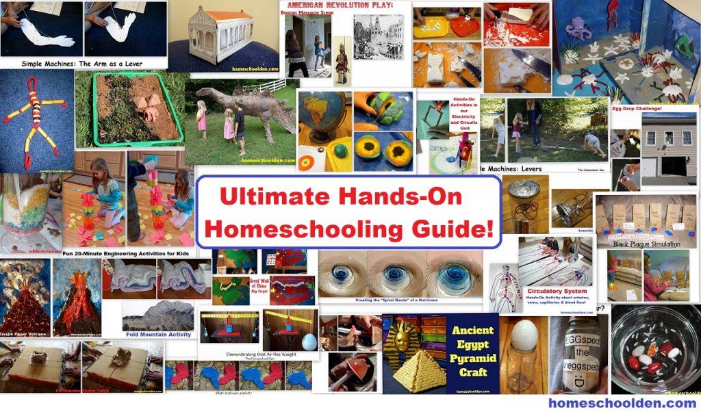 Ultimate Hands-On Homeschooling Guide