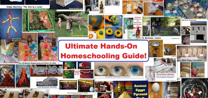 Ultimate Hands-On Homeschooling Guide