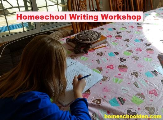 Homeschool Writing Workshop
