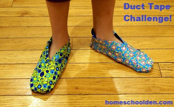 Duct Tape Challenge