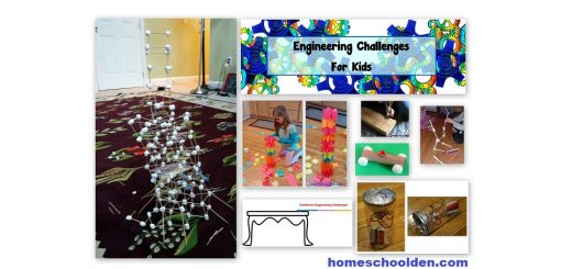 Engineering Challenges for Kids - STEM Activity Ideas