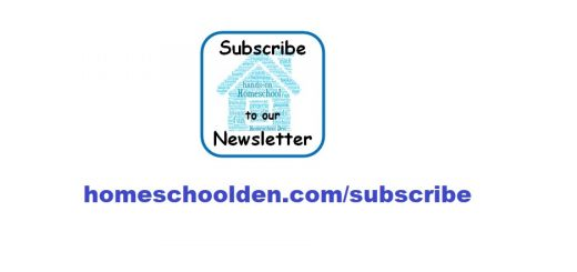Subscribe to the Homeschool Den Newsletter