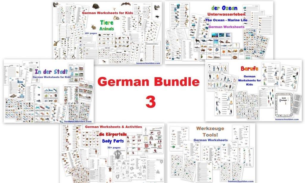 German Bundle 3