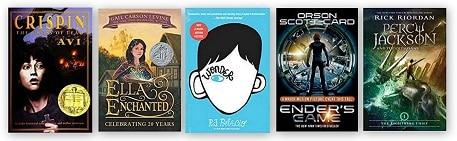 Grade 6 Books that kids enjoy