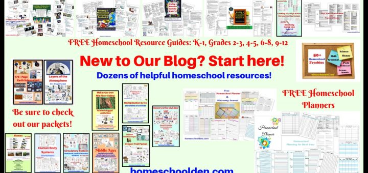 New to our blog - Start Here