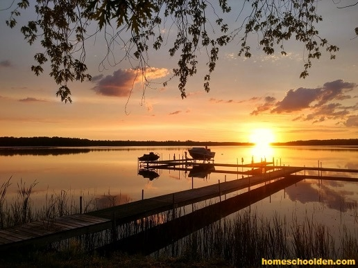 Potato Lake Minnesota