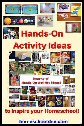 Hands-On Activity Ideas to Inspire Your Homeschool