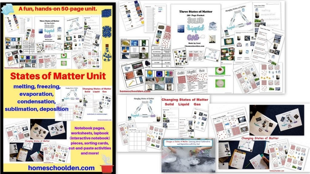 This is a photo of Printable Matter Worksheets intended for 3rd grade