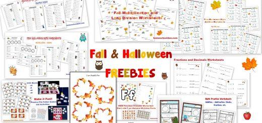 Fall and Halloween Freebies - Free Printables