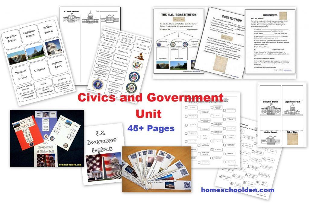 Civics and Government Unit