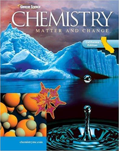 Glencoe Chemistry - High School Chemistry Textbook